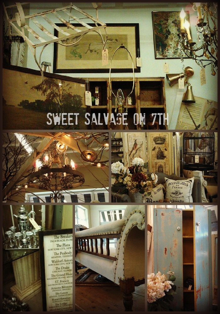 My Kind of Place...Could spend hours there. Scottsdale, Here I come!  SWEET SALVAGE AUGUST EVENT