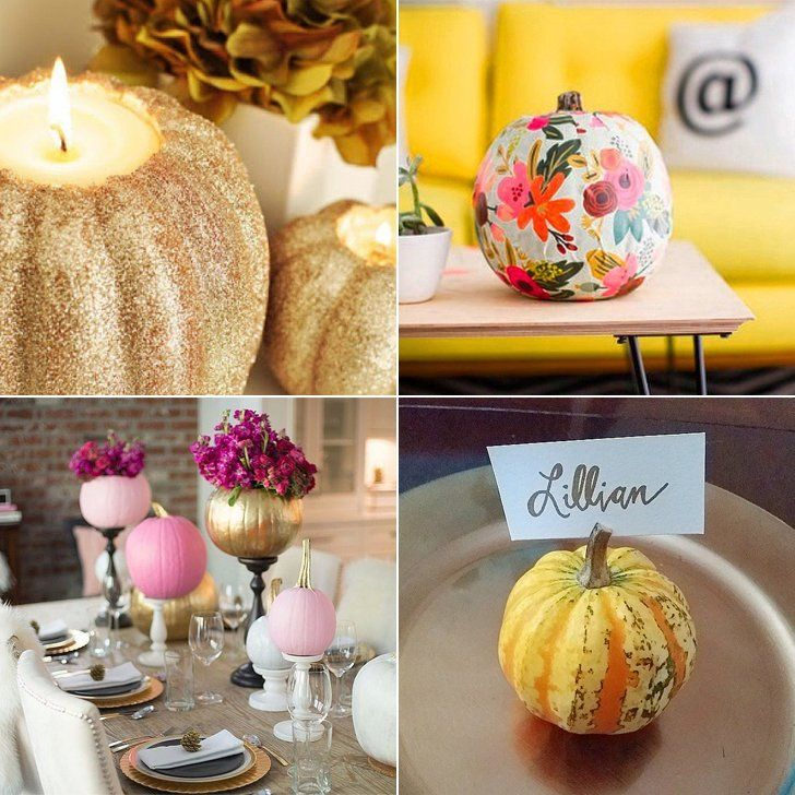 21 Pumpkin-Decorating Ideas That Are Actually Doable!