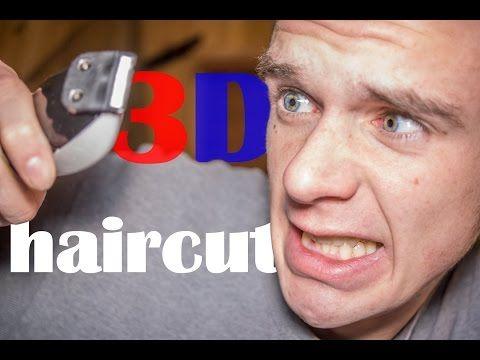 3D Virtual Haircut (3D Sound) - YouTube