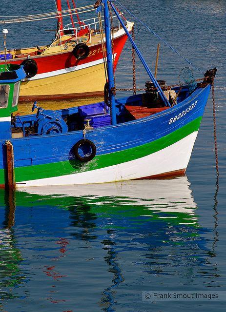 Chalutiers dans le port d'Erquy - Bretagne - France   Flickr - Photo Sharing!