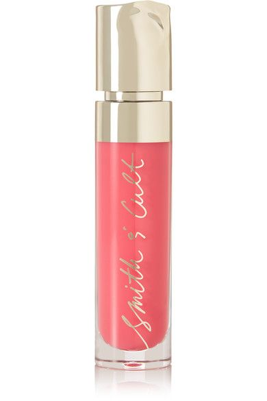 Smith & Cult - The Shining Lip Lacquer - Her Name Bubbles - Peach - one size