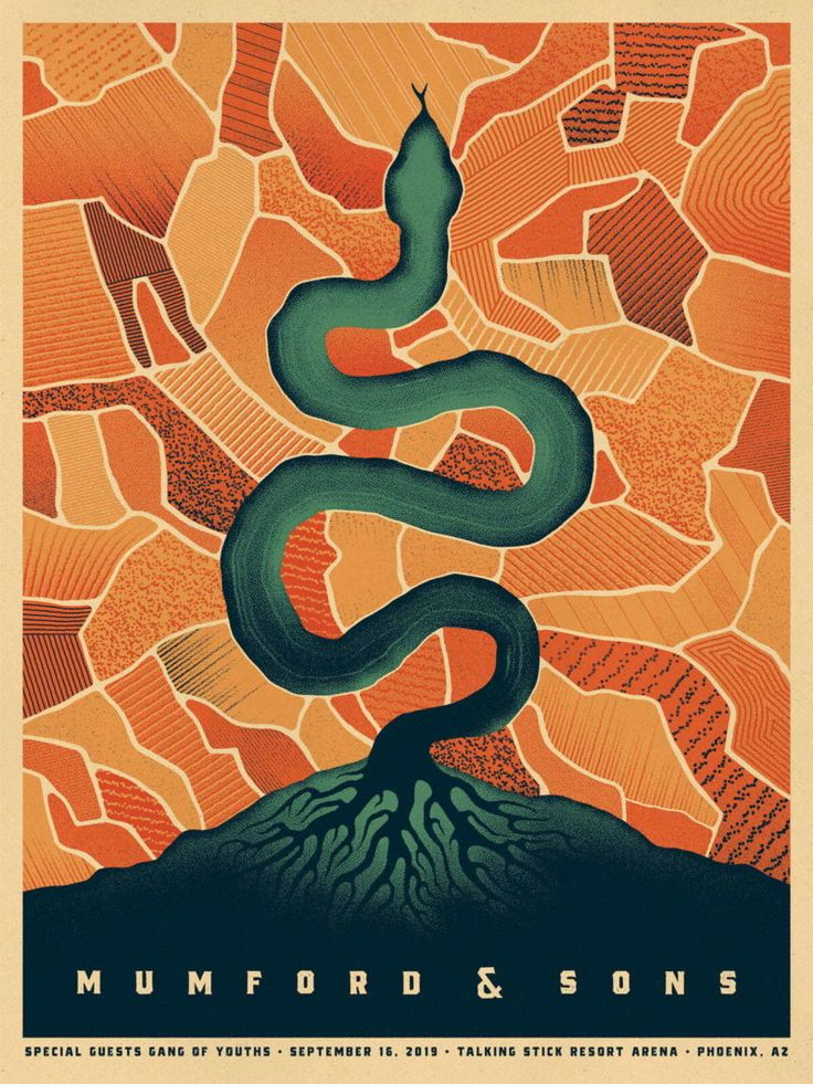 Mumford & Sons | Poster