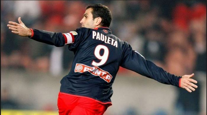 Soccer: Pauleta to be honored by the Girondins de Bordeaux – France