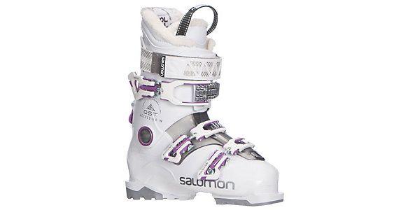 Salomon Qst Access 60 W Womens Ski Boots 2019 Ski Women Ski Boots Salomon Ski Boots