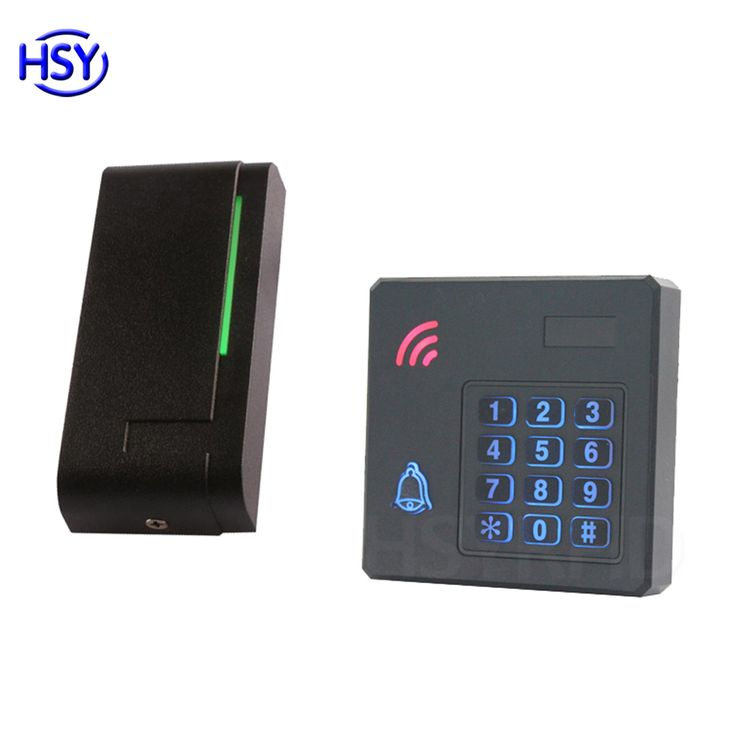 Door Access Control Wiegand output ID Proximity Card RFID Gate Reader