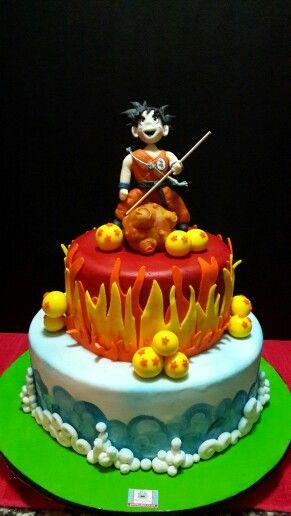 Dragonball Torte