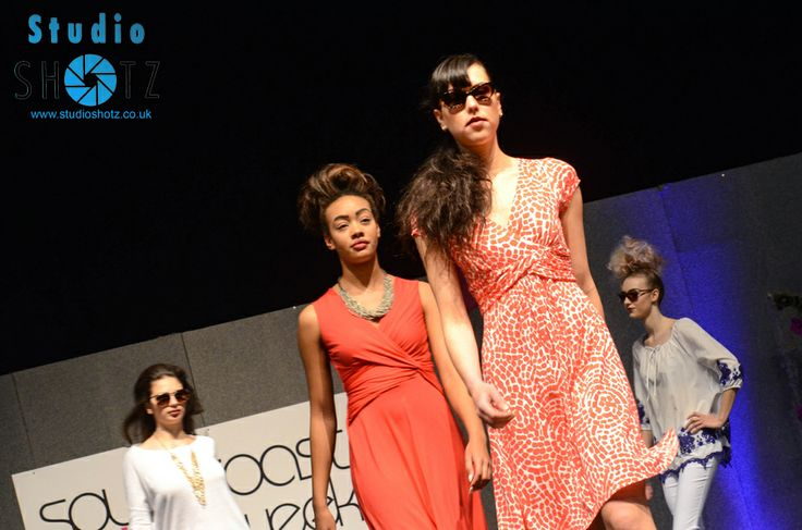 House of Fraser Catwalk Show at South Coast Fashion Week