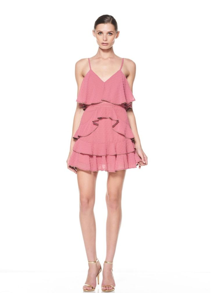Talulah - Oft Posey Mini Dress