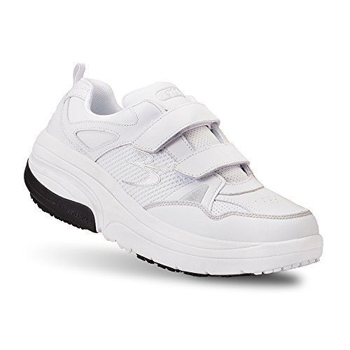 Women's New Balance 8 AA White Walking Shoes Made In United State Pristine Shoes