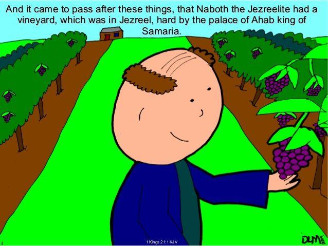 Image Result For Naboth S Vineyard Craft Vineyard Paraphrase