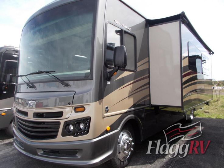 New 2017 Fleetwood RV Bounder 35K Motor Home Class A at Flagg RV | Uxbridge, MA | #10984