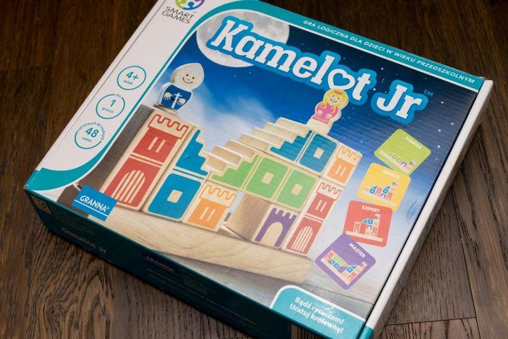 pierwsze gry planszowe dla dzieci kamelot Junior7 by .