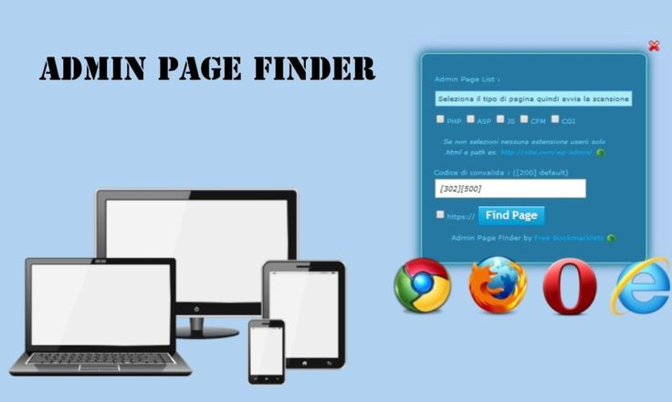 Top Ways to Find Website Admin Panel or Admin Login Page