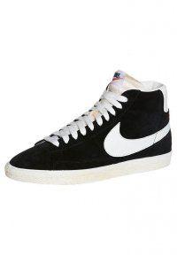 Nike Sportswear - BLAZER HIGH VNTG ND - Sneakers hoog - black