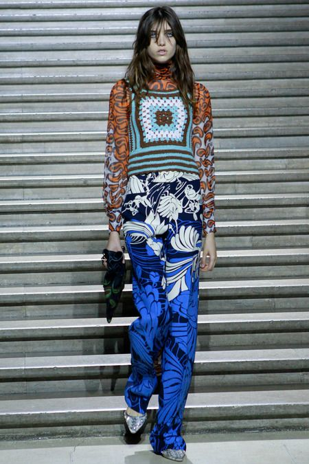 Miu Miu Resort 2015 - Review - Vogue
