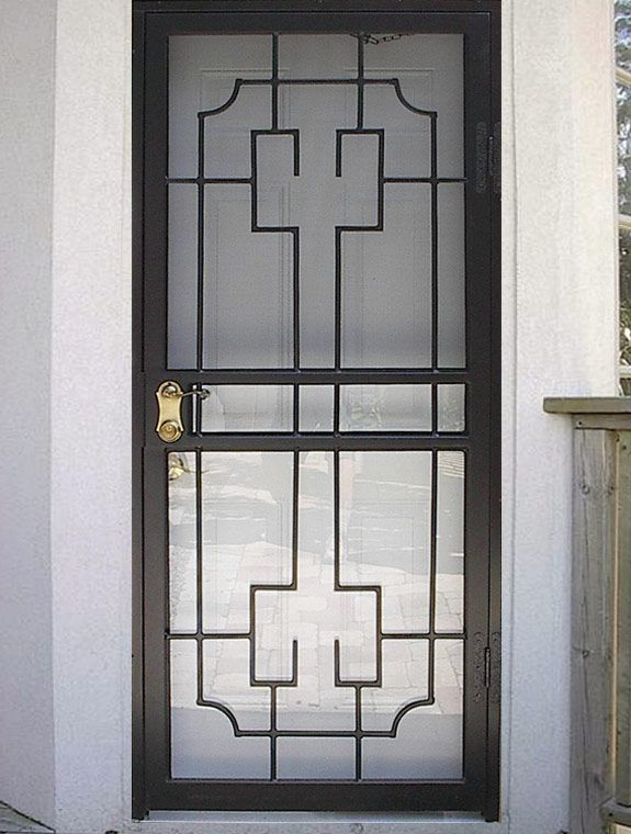 Best 25 Custom Screen Doors Ideas On Pinterest Screen