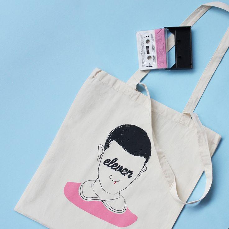 Image of Tote bag Eleven