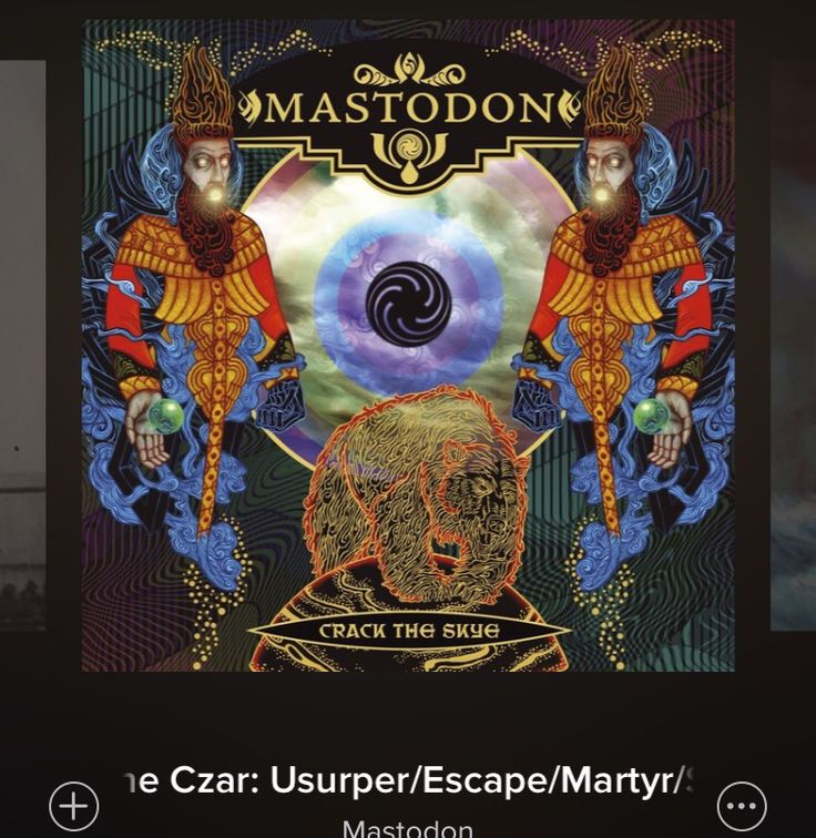 Mastodon The Czar