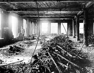 The final unidentified victims of the Triangle Shirtwaist Factory fire—a 1911 tragedy that had a huge impact on the creation of American labor laws and ...