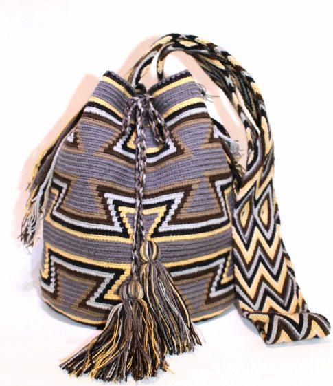 Wayuu Tepichi Mochila Bag on Etsy, $95.00