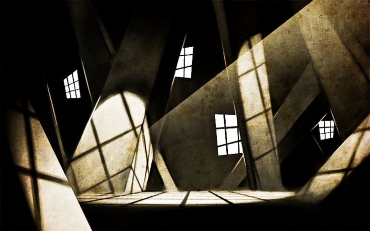 Set design for The Cabinet of Dr Caligari. Description from pinterest.com. I searched for this on bing.com/images