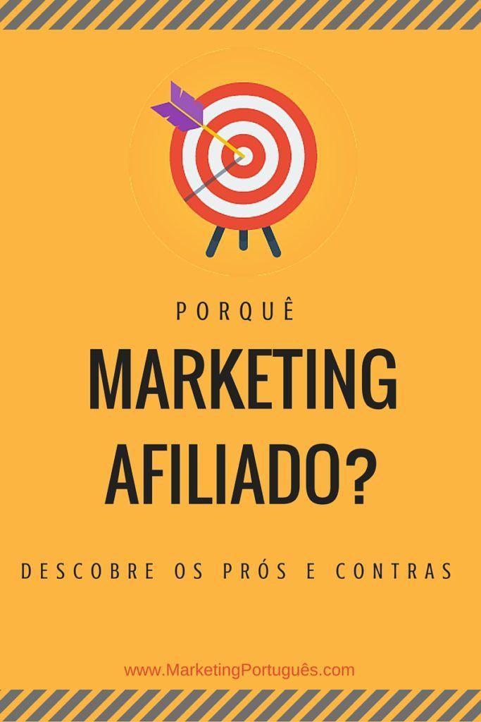 Descobre afinal o que é marketing de afiliados e como podes beneficiar com este tipo de marketing pela internet. Revelado os benefícios e desvantagens!