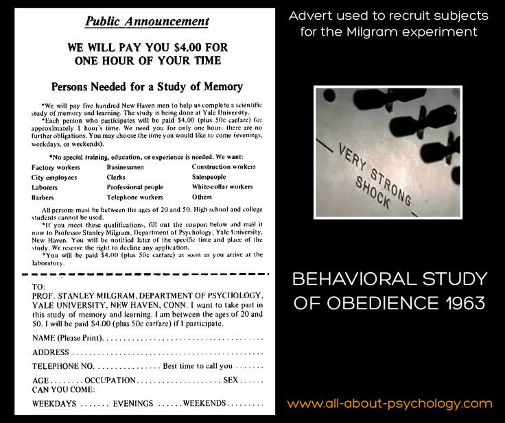 Experiments in psychology for students