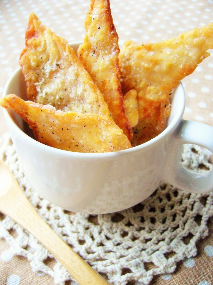 叩いて焼くだけ!鶏ささみで作る「パリパリささみチップス」が簡単で激うま!