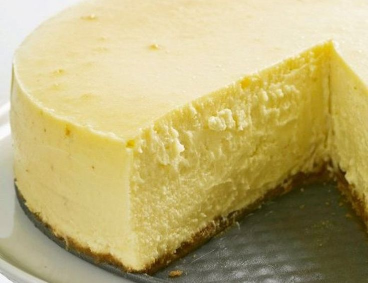 Συνταγή: Το Αυθεντικό New York Cheesecake « Συνταγές με κέφι