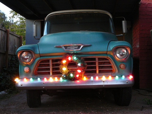 Truck Twinkle Most Cars With Lights Look Dumb But On