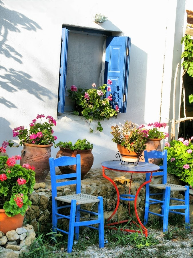 Skyros Island, Greece