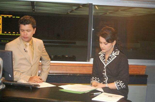 Kiki Widyasari dalam wawancara investasi dan keuangan bersama metro tv