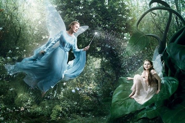 Fairy Tale-Julie Andrews and Abigail Breslin