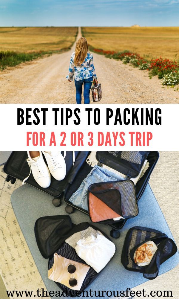 A Weekend Trip Packing List What To Pack For A Weekend Trip In 2020 Weekend Trip Packing Weekend Trip Packing List Packing List For Travel
