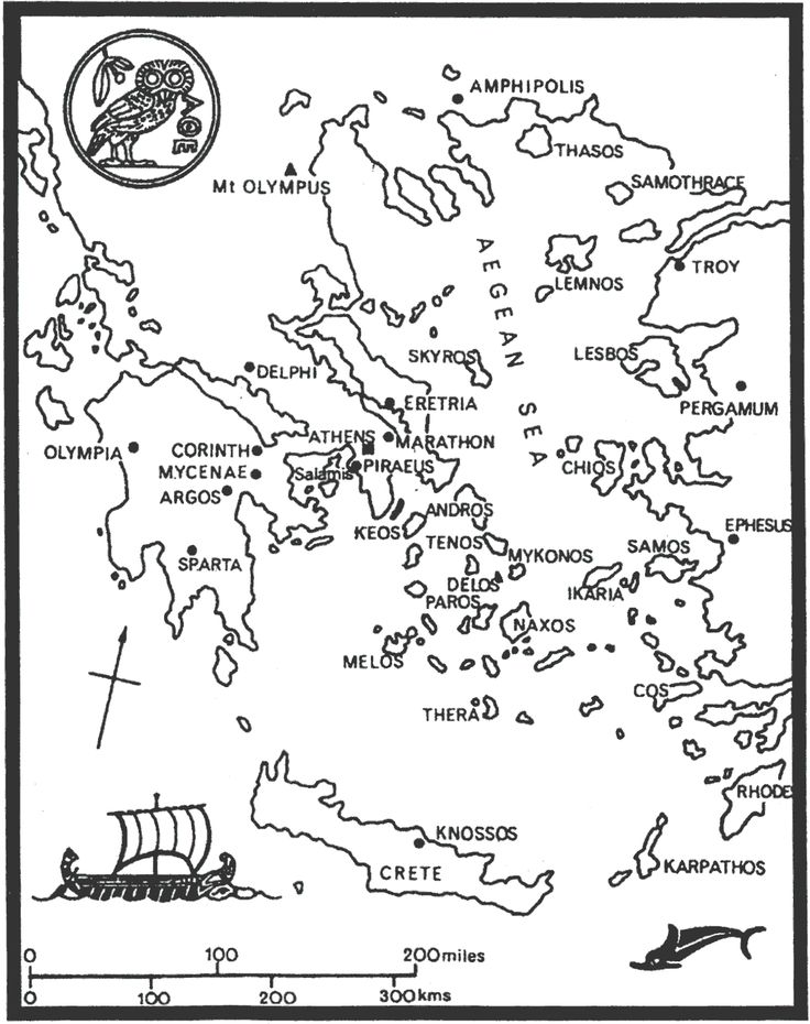 ancient greece map for coloring the Greeks copy their culture from the Egyptian, the it art and their architecture. They influenced by the  politheoium too.