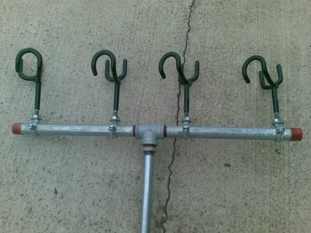 17 best images about rod holder on pinterest fishing for Homemade fishing rod holders for boats