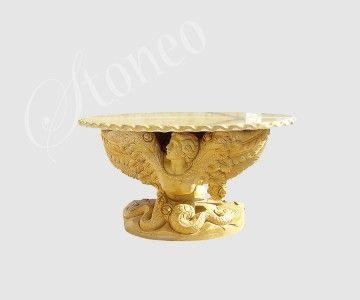 Pafos - stolik kamienny