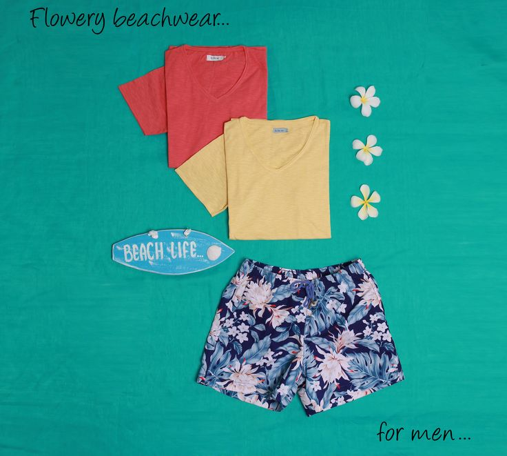 #flowery #beachwear #beachlife #tropical
