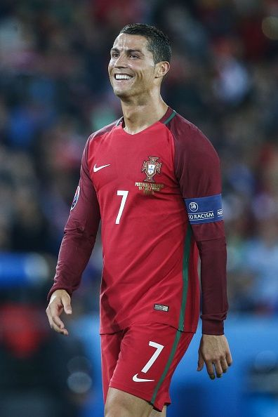 #EURO2016 Ronaldo CR7 during the UEFA EURO 2016 Group F group stage match between Portugal and Austria at the Stade Parc de Princes on june 18 2016 in Paris...