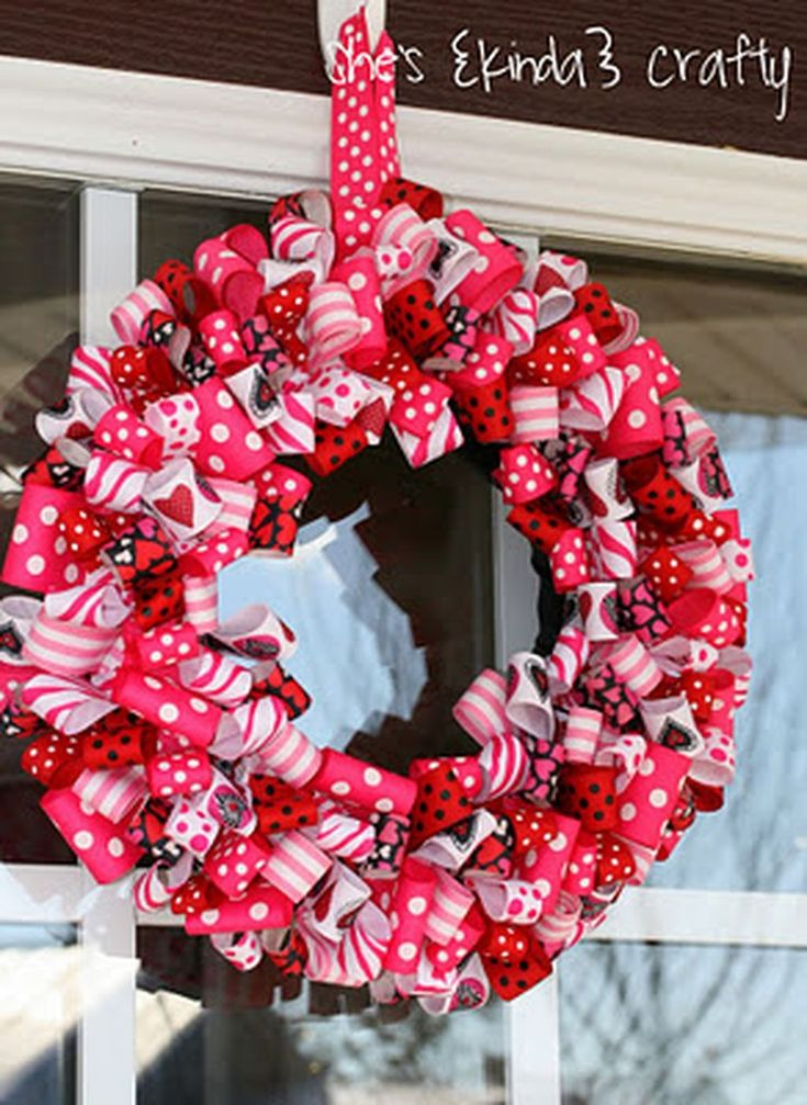 awesome 99 cute valentine door decoration ideas you should try more at http