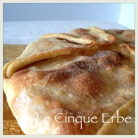 LE CINQUE ERBE: Una pasta matta, per tutte le torte salate