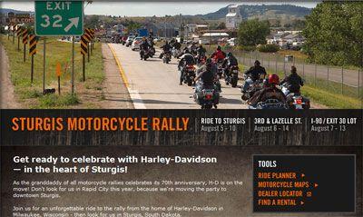Harley-Davidson Brings New 2011 Bikes to Sturgis Motorcycle Rally - Cycle Trader Insider - Motorcycle Blog by Cycle Trader