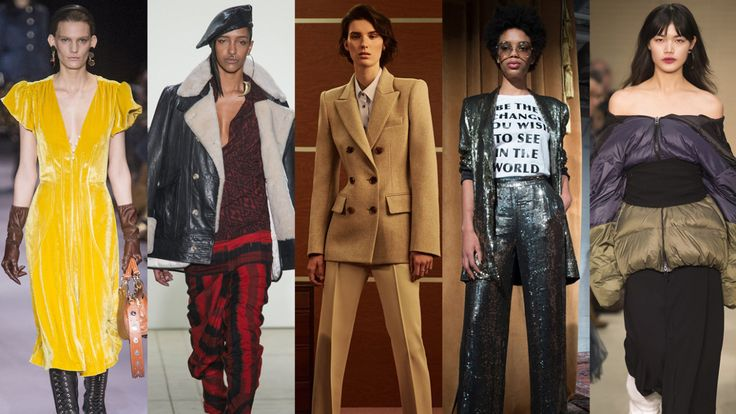 7 Breakout Trends From New York Fashion Week. From power suiting to political statements.