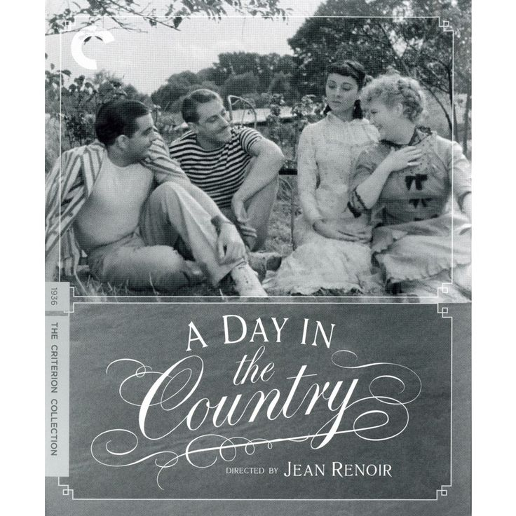 A Day in the Country (Criterion Collection) (Blu-ray)