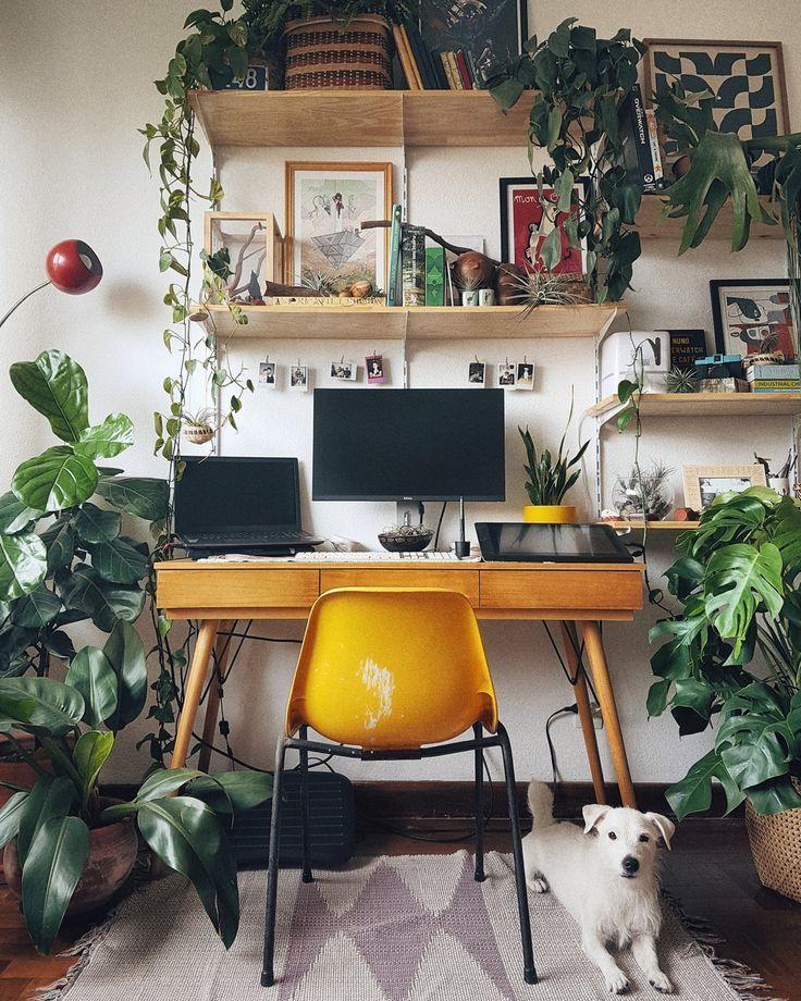 Beste Einrichtungsideen für Zuhause – 50+ Top Designer Decor   – Homeoffice / Arbeitsplatz / Arbeitszimmer / Büro