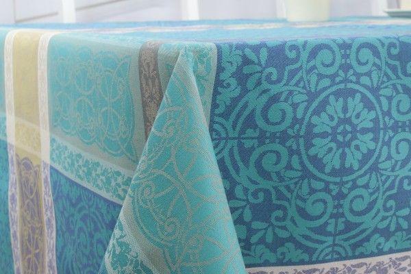 Abwaschbare Tischdecke Sand Ozeanblau Superb Ab 80x80 Cm 158x158 Cm Quadratisch Tischdecke Decke Tischdecke Abwaschbar