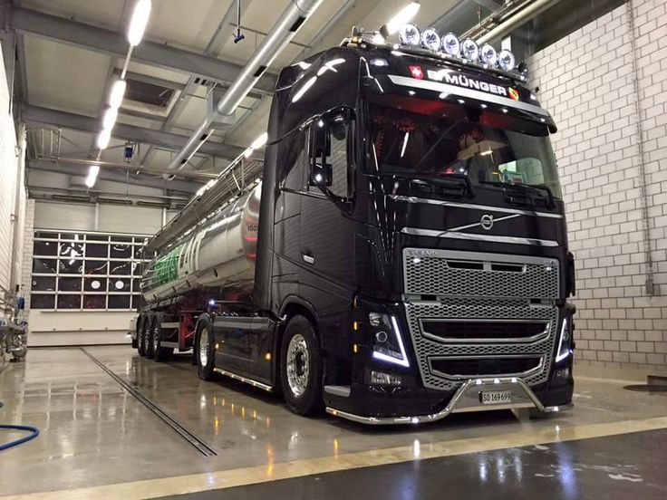 Volvo FH04 Munger Suisse