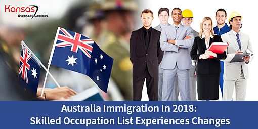 All the immigration programs of Australia shall follow this list for 2018 #AustraliaImmigration.