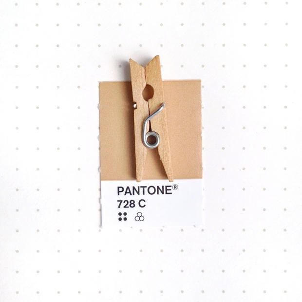 designer inka mathew color codes the trinkets in her life according to her pantone matching system swatch book for a personal project called tiny pms match - Pantone Color Swatch Book