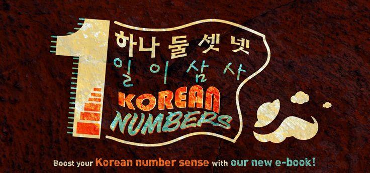 Korean Numbers / Seokjin Jin